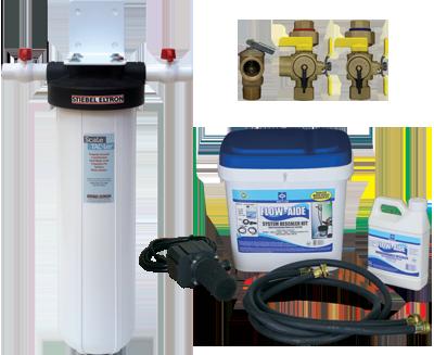 Accesorios Para Calentadores De Agua Sin Tanque
