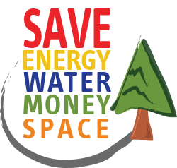 Save Energy Water Money Space